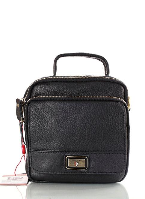 Polo Racouet Club Messenger / Askılı Çanta Siyah